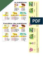 Familia-de-Palabras dibujos.doc