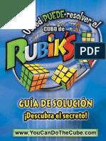 Guia de Soluciones de Espanol Cubo Colores