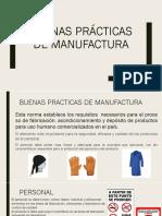 Buenas Prácticas de Manufactura Leyva
