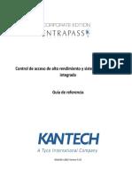 Entrapass Corp v5 02 Reference Manual Lt Es