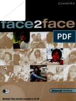 Face2Face Advanced WorkBook