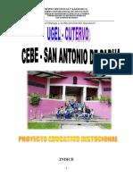 Pei Cebe San San Antonio de Padua