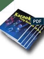 Karaoke Book