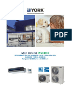 1 -Ficha Técnica_Split Ducto _ INVERTER