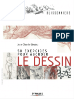 50 exercices pour aborder le dessin - Eyrolles.pdf