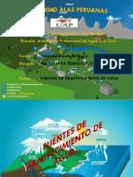 FUENTES DE ABASTECIMIENTO DE AGUA.pptx