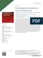 computer modeling brochure