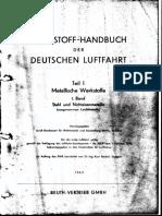 Werkstoff Handbuch - Deutschen Luftfahrt Tel 1.1