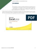 EXCEL BASICO AULA 01 - Introdução