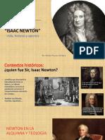 Transcendencia Isaac Newton