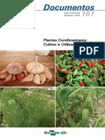 Plantas Condimentares