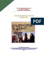 Tehnik Produksi Ternak Ruminansia