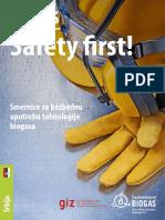 Biogas Safety Serb