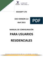 Manual de Usuario Para Edusoft_58545