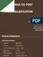 176884483 Renny Pseudofakia