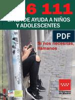 Linea de Ayuda a Ninos y Adolescentes