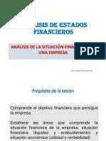 Sesión 2 Análisis Financiero