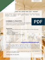 Commis 3 (Pastry).Pptx