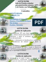 ASTM D1586-11 (SPT)