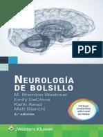 Neurología de Bolsillo 2a Edición - M. Brandon Westover & Emily Decroos & Matt Bianchi