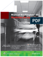 Manual Washington de Medicina de Urgencias - Mark D. Levine