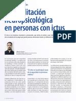 Rehabilitacion Neuropsicologica en Personas Con Ictus
