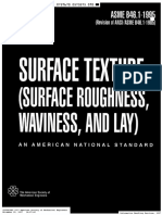 ASME B46.1 - Surface Texture (Surface Roughness, Waviness, and Lay) - 1995.pdf