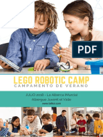 Dossier Lego Robotic Camp