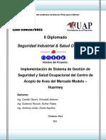 Seguridad Industrial & Salud Ocupacional, Por