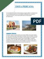 La Costa Peruana Monografia