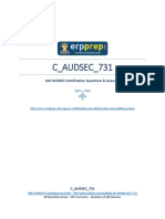 C_AUDSEC_731-PDF-Questions-and-Answers.pdf