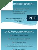 (Grado 8)Rebolucion Industrial