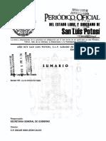 24.- Ley de Archivos Del Estado de San Luis Potosi 2012