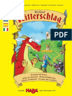 7123 Richard Ritterschlag Spielanleitung 6S 2