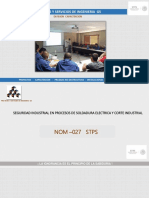 seguridad NOM-027 Soldadura.pptx