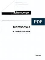 The Essentials of Cement Evaluation M-081004
