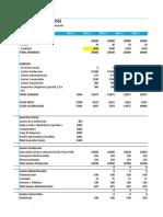 MEP Finanzas Modelo FlujodeCaja Importacion