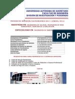 PROCESO DE ADMISIÓN 2011-1  Cuatrimestrales