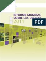 Informe Mundial Sobre Las Drogas 2011