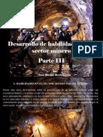 José Manuel Mustafá - Desarrollo de habilidades en el sector minero, Parte III