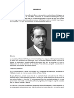 351059113 Niels Bohr Docx