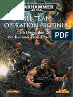 Kill Team_ Operation Protinus - Games Workshop