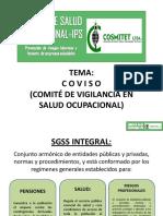 Capacitación - Coviso