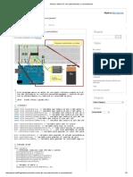 Arduino_ Motor DC Con Potenciómetro y Conmutadores