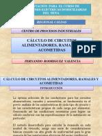 CÁLCULO DE CIRCUITOS ALIMENTADORES, RAMALES Y ACOMETIDAS.pdf