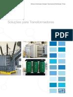WEG Tintas Solucoes Para Transformadores 50041096 Catalogo Portugues Br