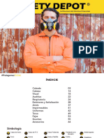 Safety Depot Catalogo Mayo 2018