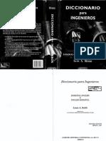 Diccionario Para Ingenieros - Robb