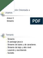 Java Streams Archivos