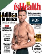 Men's Health México – Julio 2017